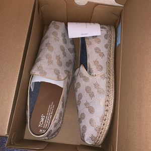 Brand New Toms Women Size 12 Shoes